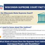 Wisconsin Supreme Court fact sheet