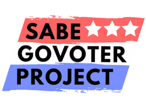 SABE Govoter Project logo