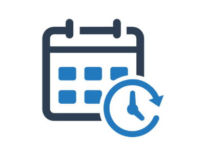 calendar and time